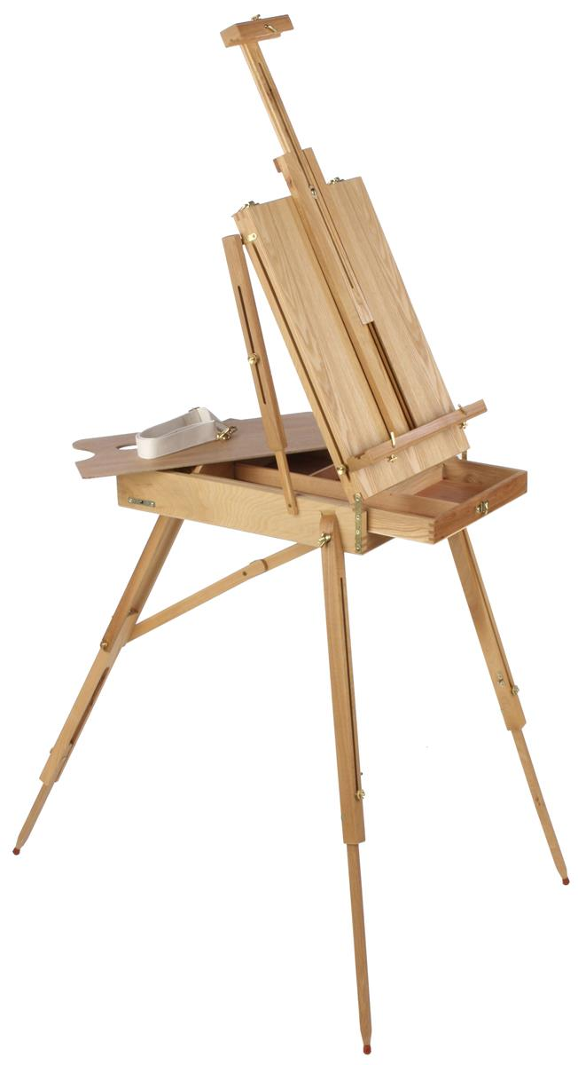 This Painting Easel Is Versatile And Can Be Used In A