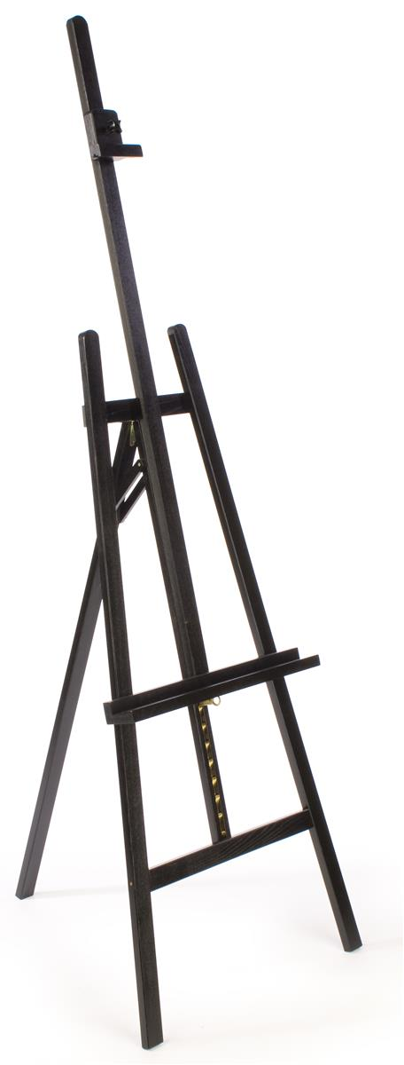 these lightweight poster frame holders with a black finish