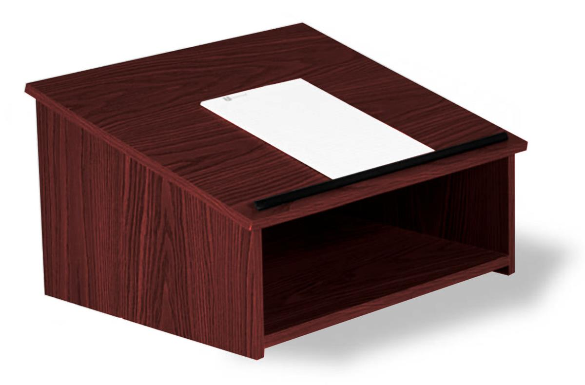 Wooden Tabletop Podiums Portable Design