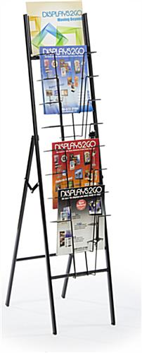 8 Tiered Magazine Rack