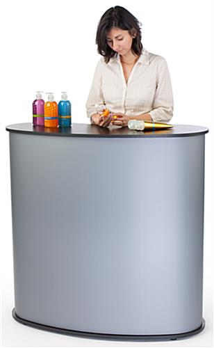 portable expo counter