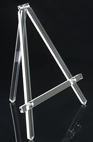 Acrylic Desktop Easels Business Amp Residential Frame Holders
