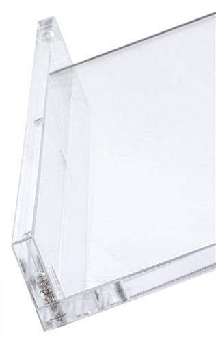 Tabletop Acrylic Podium Clear Plastic Reading Stand