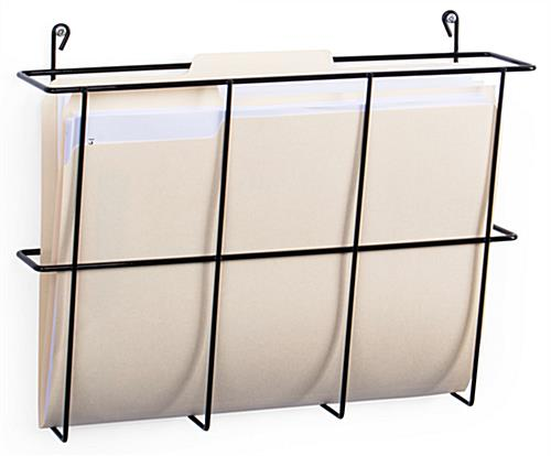 Cubicle Wall Organizer Includes Mounting Hardware