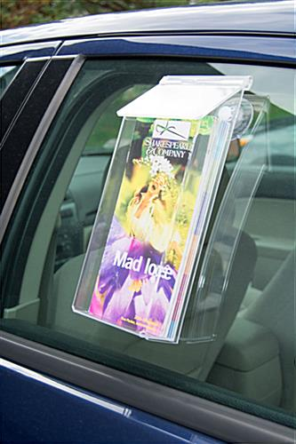 Brochure Holder for Car