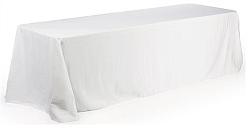 Merveilleux Tradeshow Table Covers For 6 Foot Tables