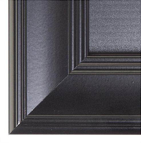 This 24x36 Frame Displays Either Vertically Or