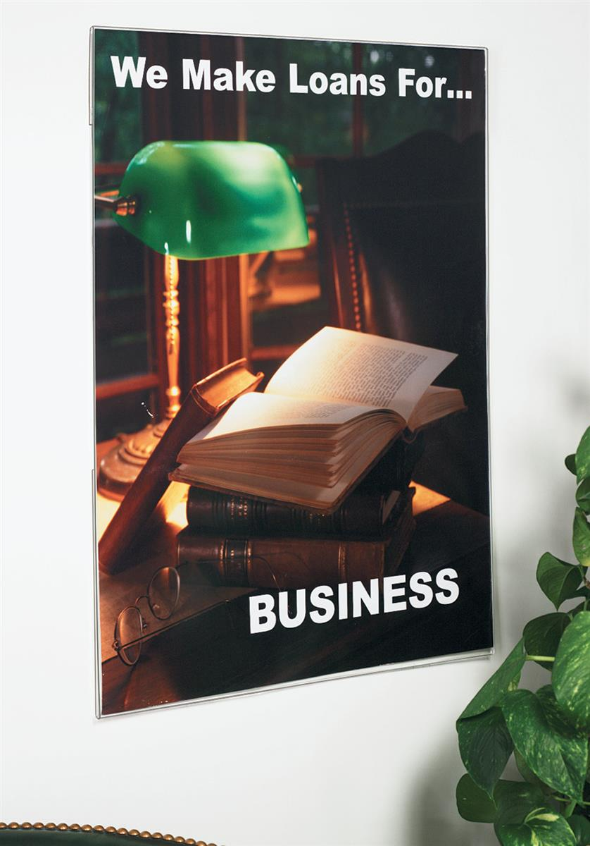 This Picture Frame Is Perfect For Mounting Promotional Posters And ...