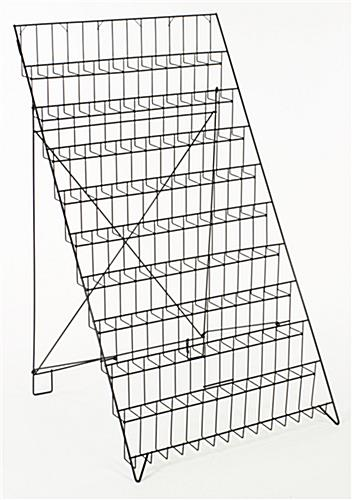 This Magazine Rack Is An Economical Choice
