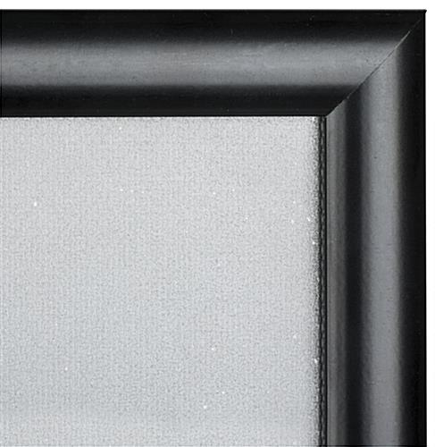 11 x 17 Black Snap Together Frame - Matte Finish