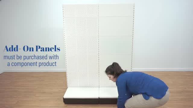 K-Series Gondola Shelving Demo